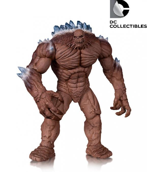DC Comics Batman Arkham City Clayface Deluxe Figure